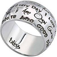 anello donna gioielli Bliss taogd+ 20037490