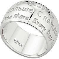 anello donna gioielli Bliss taogd+ 20042622