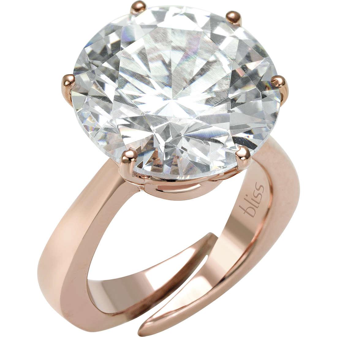 anello donna gioielli Bliss True Love 20057657