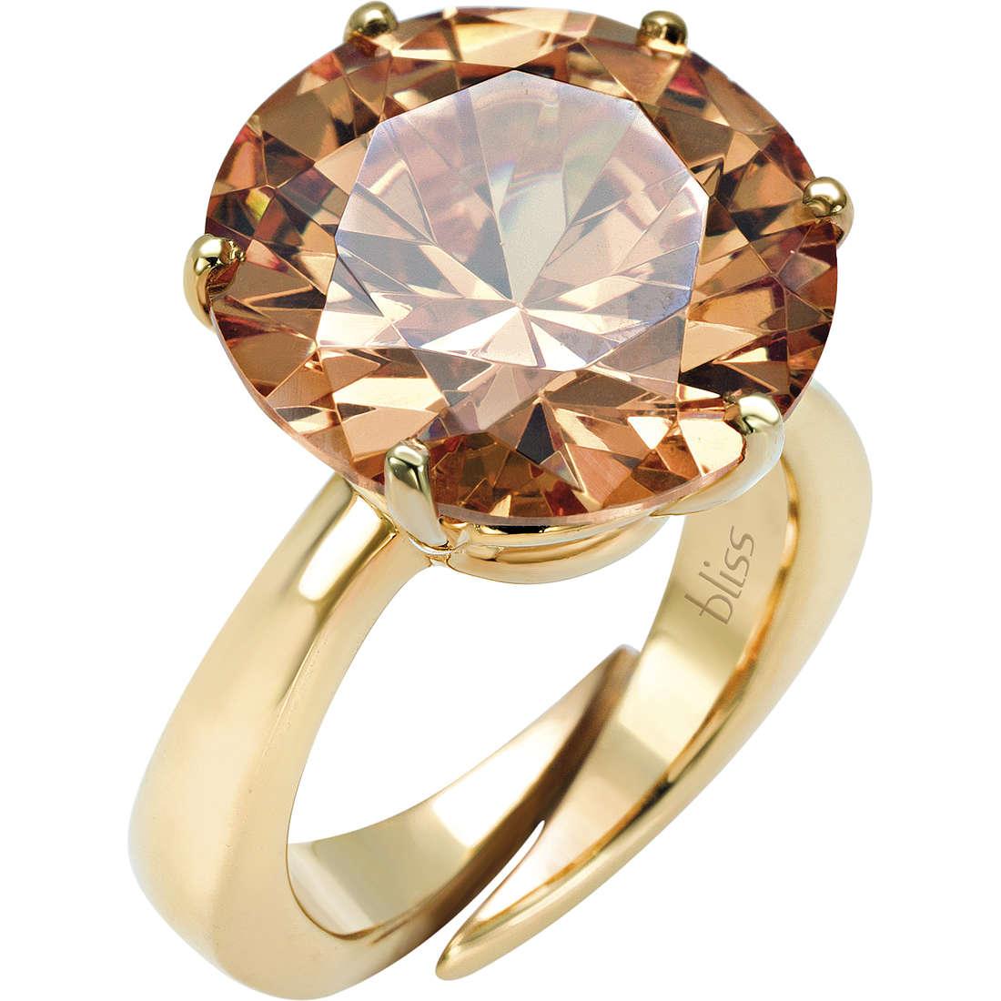 anello donna gioielli Bliss True Love 20057658