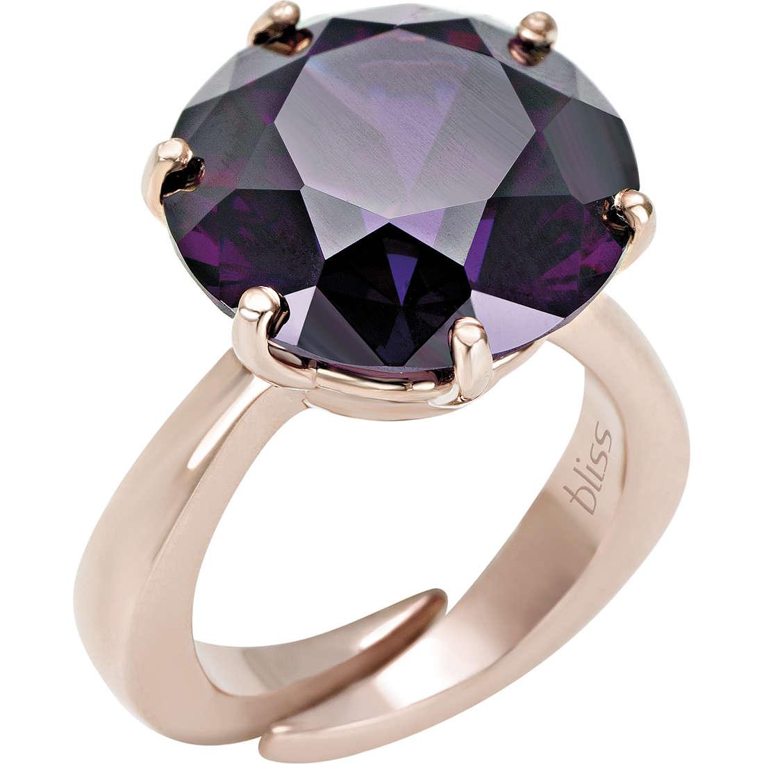 anello donna gioielli Bliss True Love 20057659