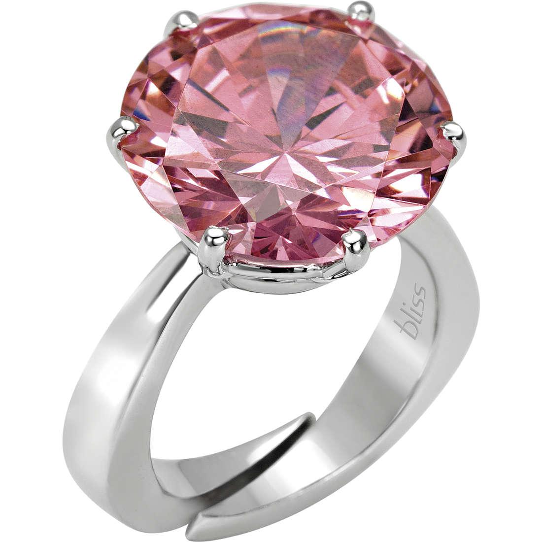anello donna gioielli Bliss True Love 20057662