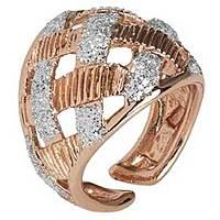anello donna gioielli Boccadamo Alissa XAN083RS