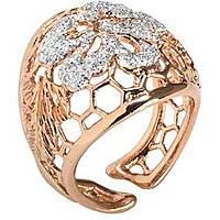 anello donna gioielli Boccadamo Alissa XAN084RS