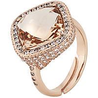 anello donna gioielli Boccadamo Sharada XAN119RS