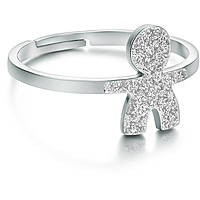 anello donna gioielli Brand Kidz 05RG006-14