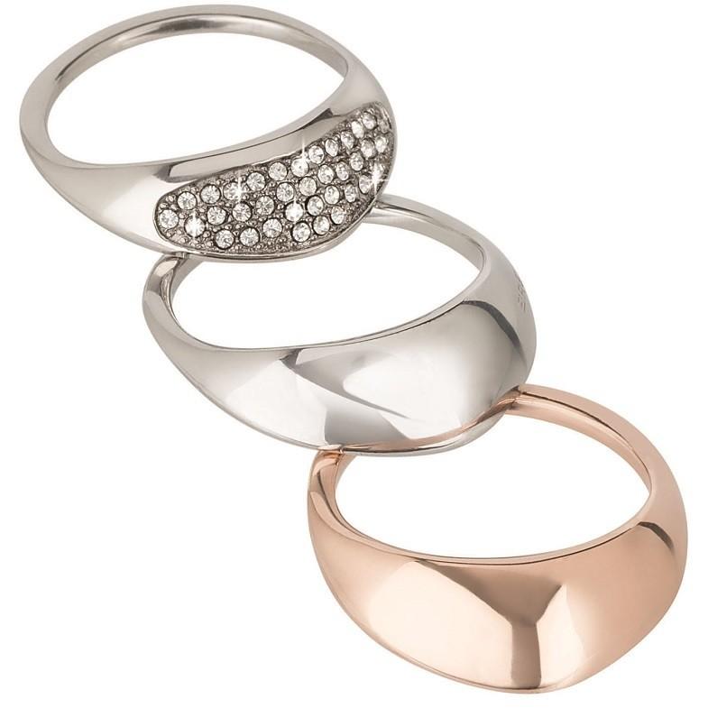 promozione Vendita di liquidazione acquista per il più recente anello donna gioielli Breil Amazzone TJ2155