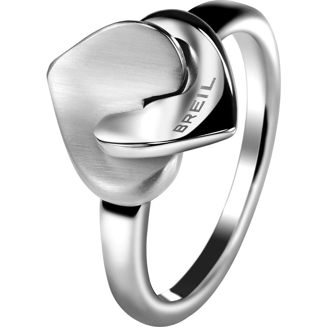 anello donna gioielli Breil Beat Flavor TJ1501