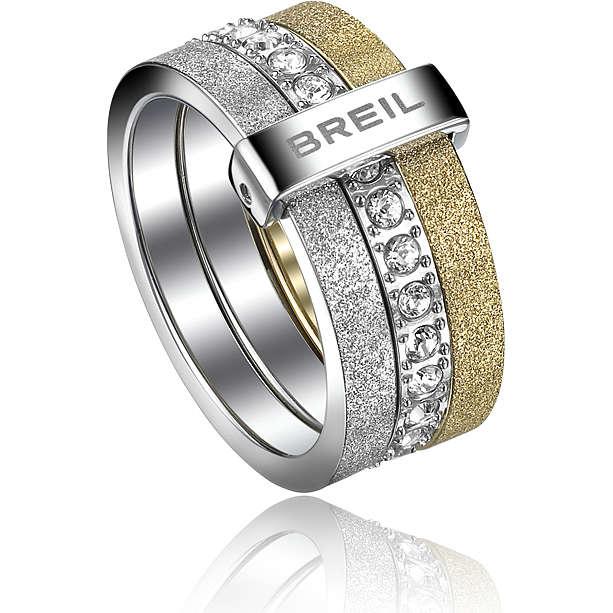 anello donna gioielli Breil Breilogy TJ1326