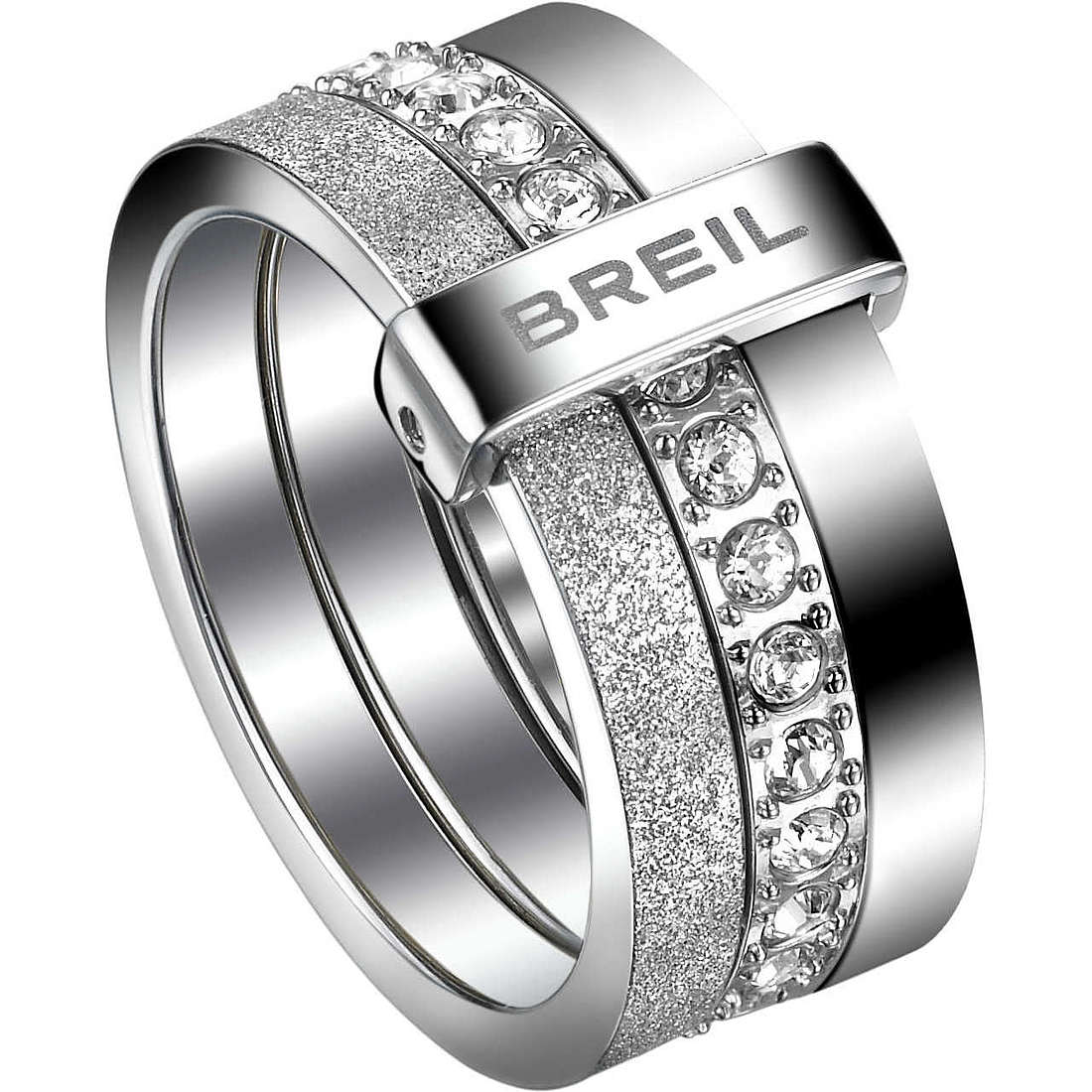 anello donna gioielli Breil Breilogy TJ1473
