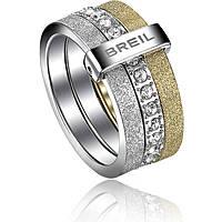 anello donna gioielli Breil Breilogy TJ1523