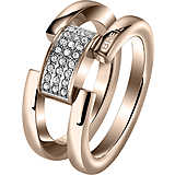 anello donna gioielli Breil Breilogy TJ1637