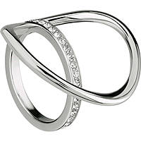 anello donna gioielli Breil Mezzanotte TJ1901