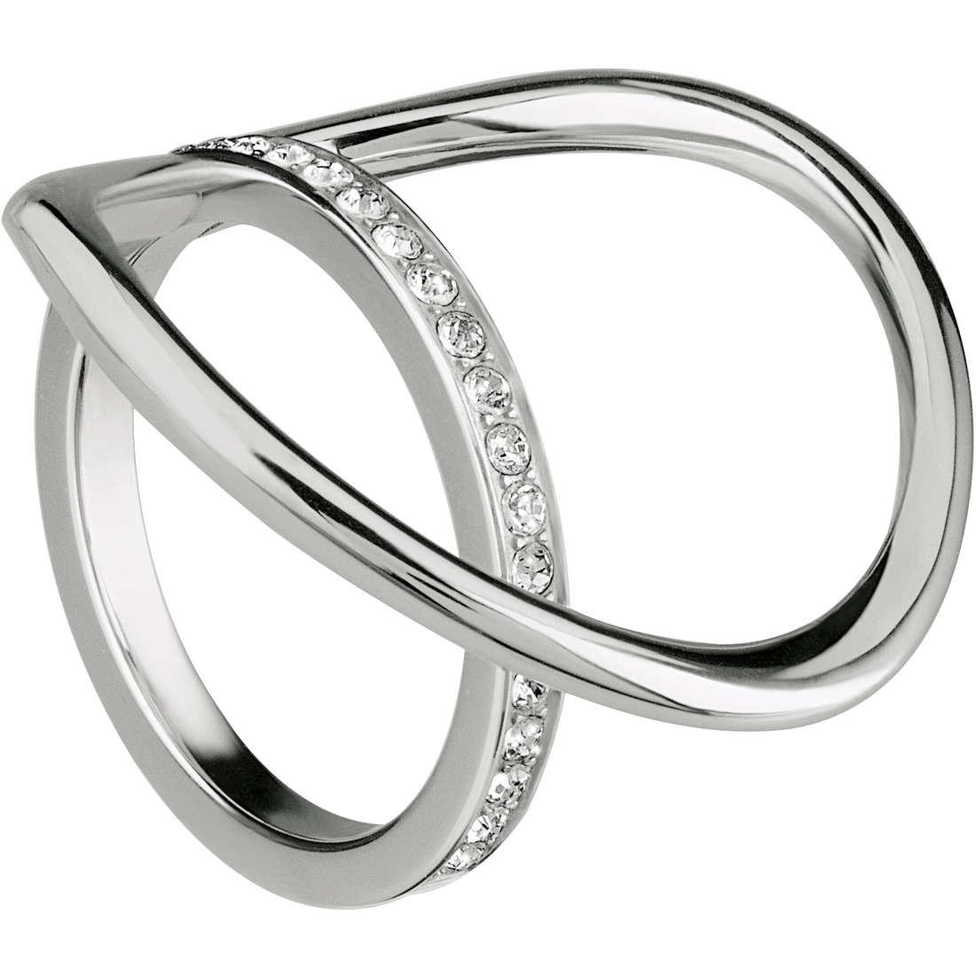 anello donna gioielli Breil Mezzanotte TJ1902