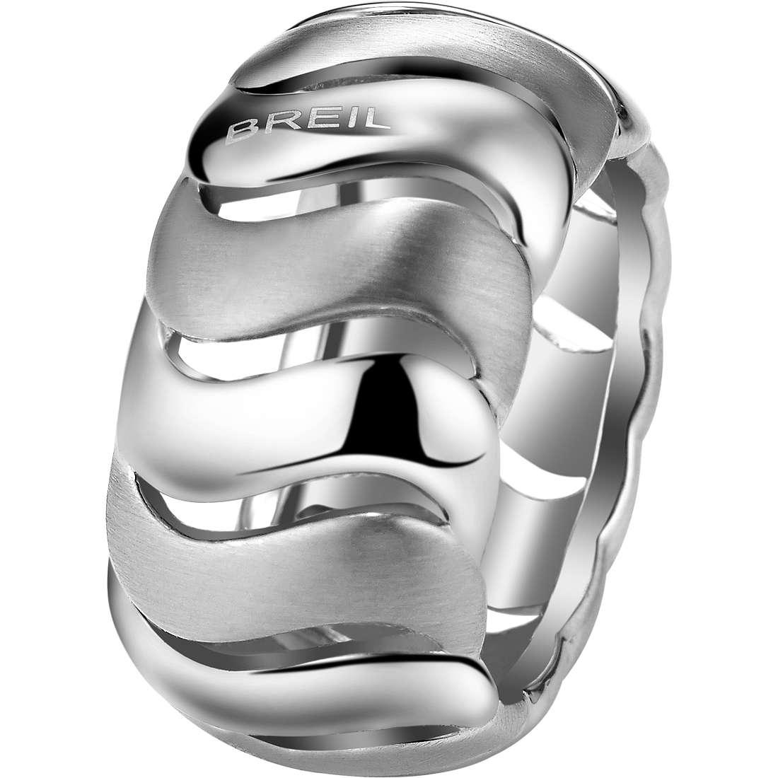 anello donna gioielli Breil Nouvelle Vague TJ1439