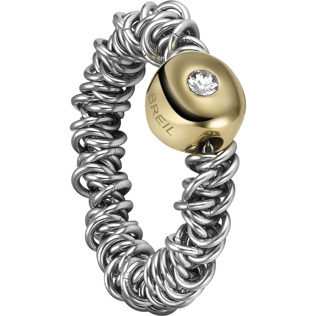 anello donna gioielli Breil Vertigo TJ1678