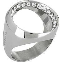 anello donna gioielli Breil Voilà TJ2203