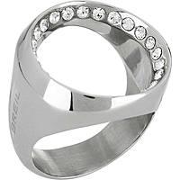 anello donna gioielli Breil Voilà TJ2205
