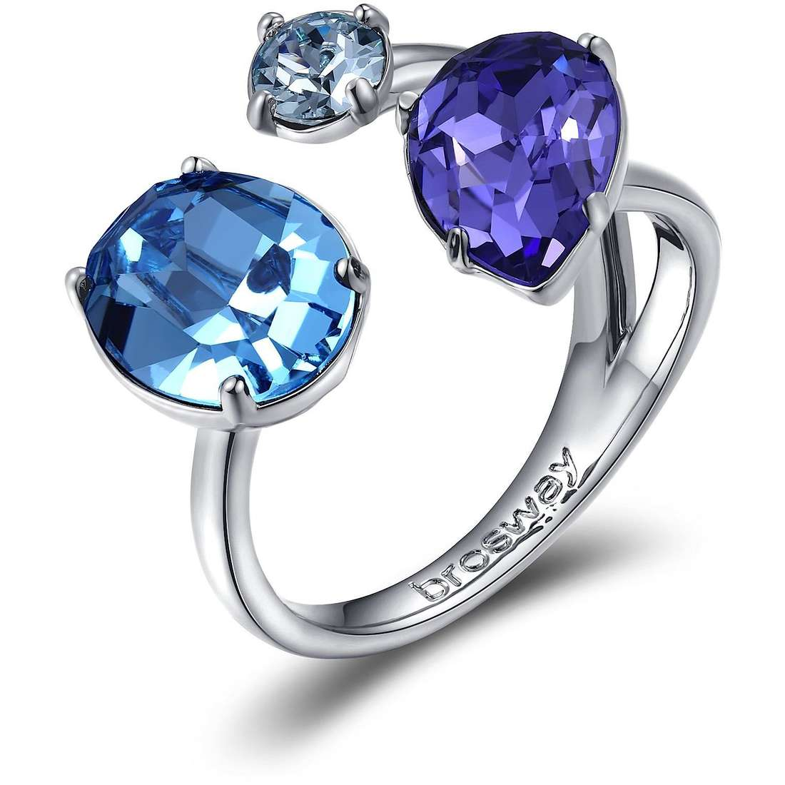 anello donna gioielli Brosway Affinity BFF31A