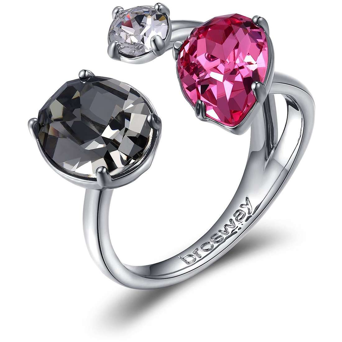 anello donna gioielli Brosway Affinity BFF32A