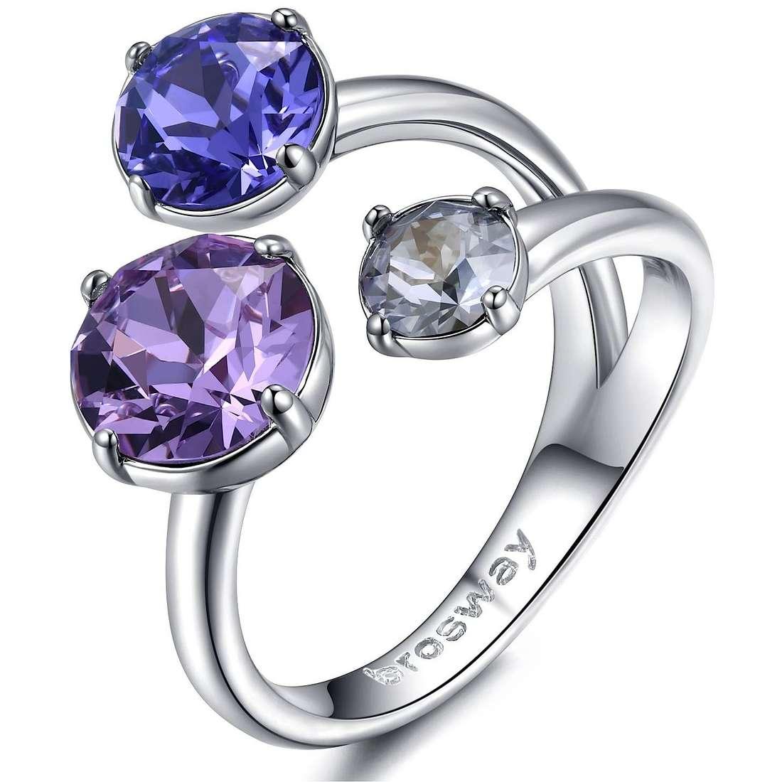 anello donna gioielli Brosway Affinity BFF36C