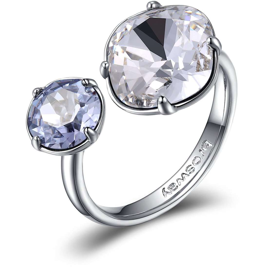 anello donna gioielli Brosway Affinity BFF37B