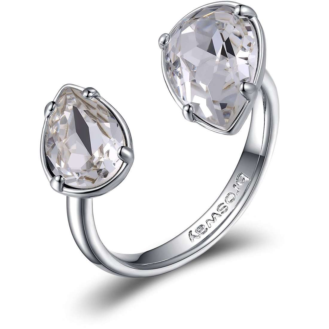 anello donna gioielli Brosway Affinity BFF39A