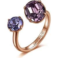 anello donna gioielli Brosway Affinity BFF43C