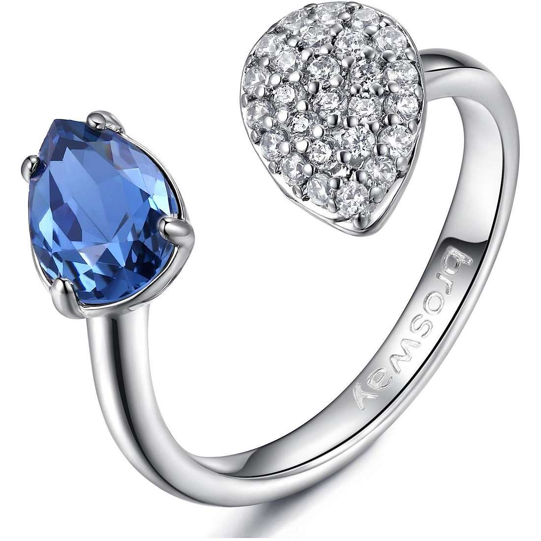 anello donna gioielli Brosway Affinity BFF44B