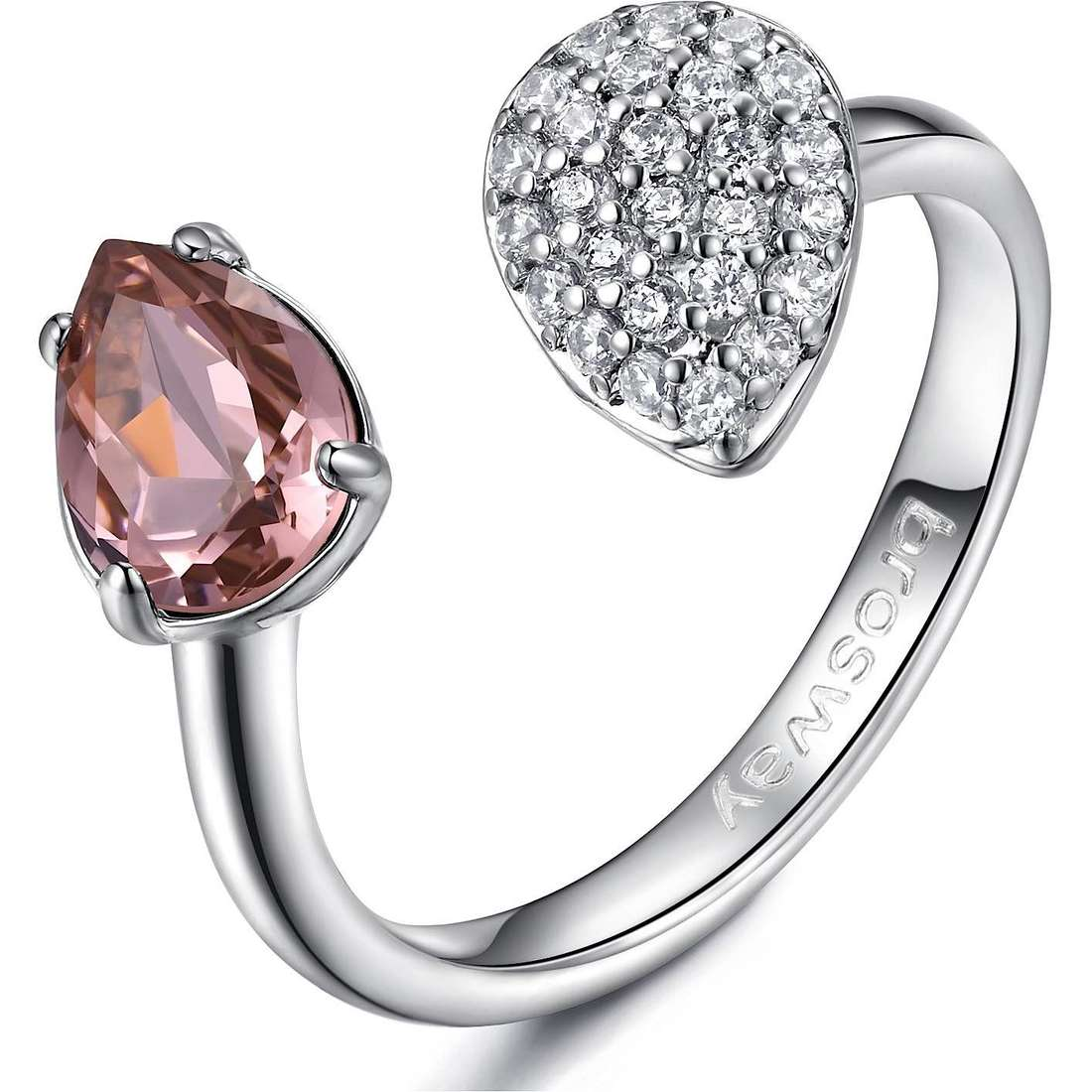 anello donna gioielli Brosway Affinity BFF45B