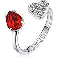anello donna gioielli Brosway Affinity BFF50C