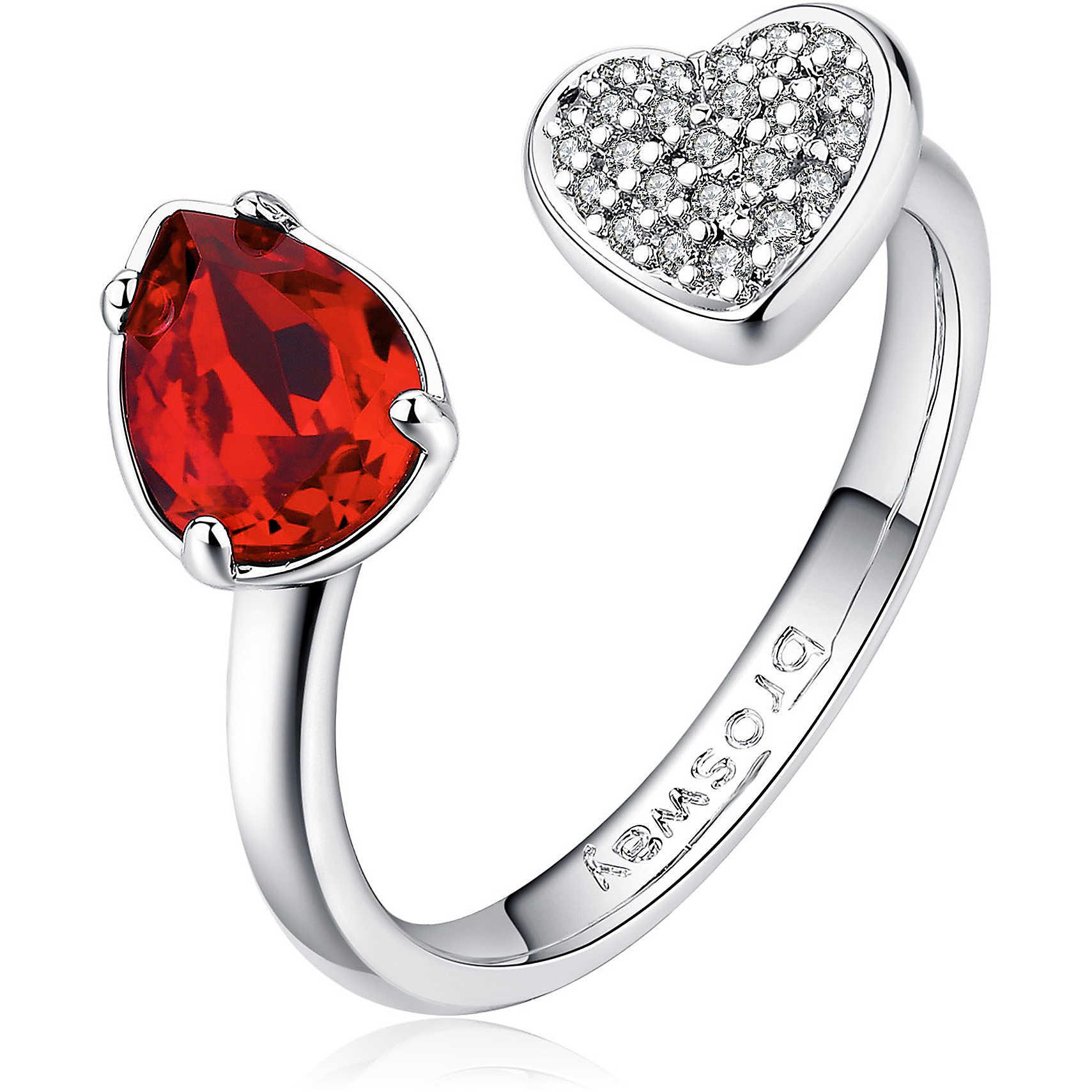 17df1fd7f0fec1 anello donna gioielli Brosway Affinity BFF50C anelli Brosway