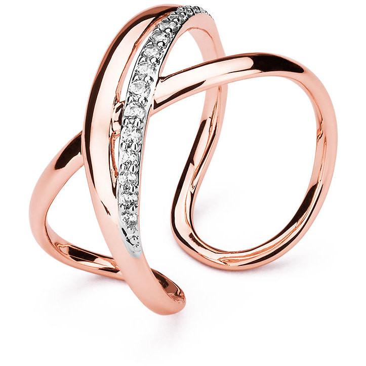 anello donna gioielli Brosway Ribbon BBN32