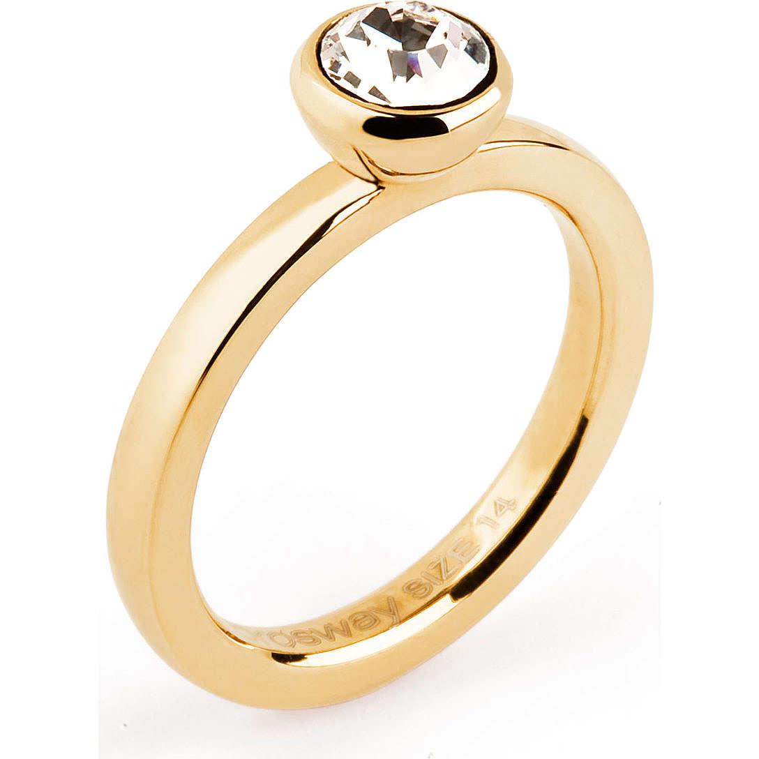 anello donna gioielli Brosway Tring BTGC25C