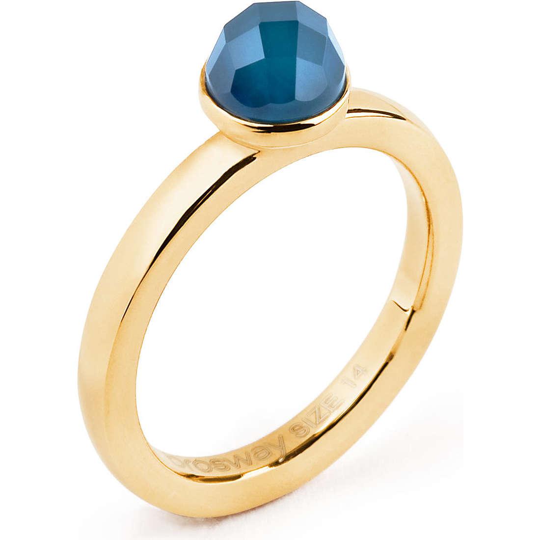 anello donna gioielli Brosway Tring BTGC26A
