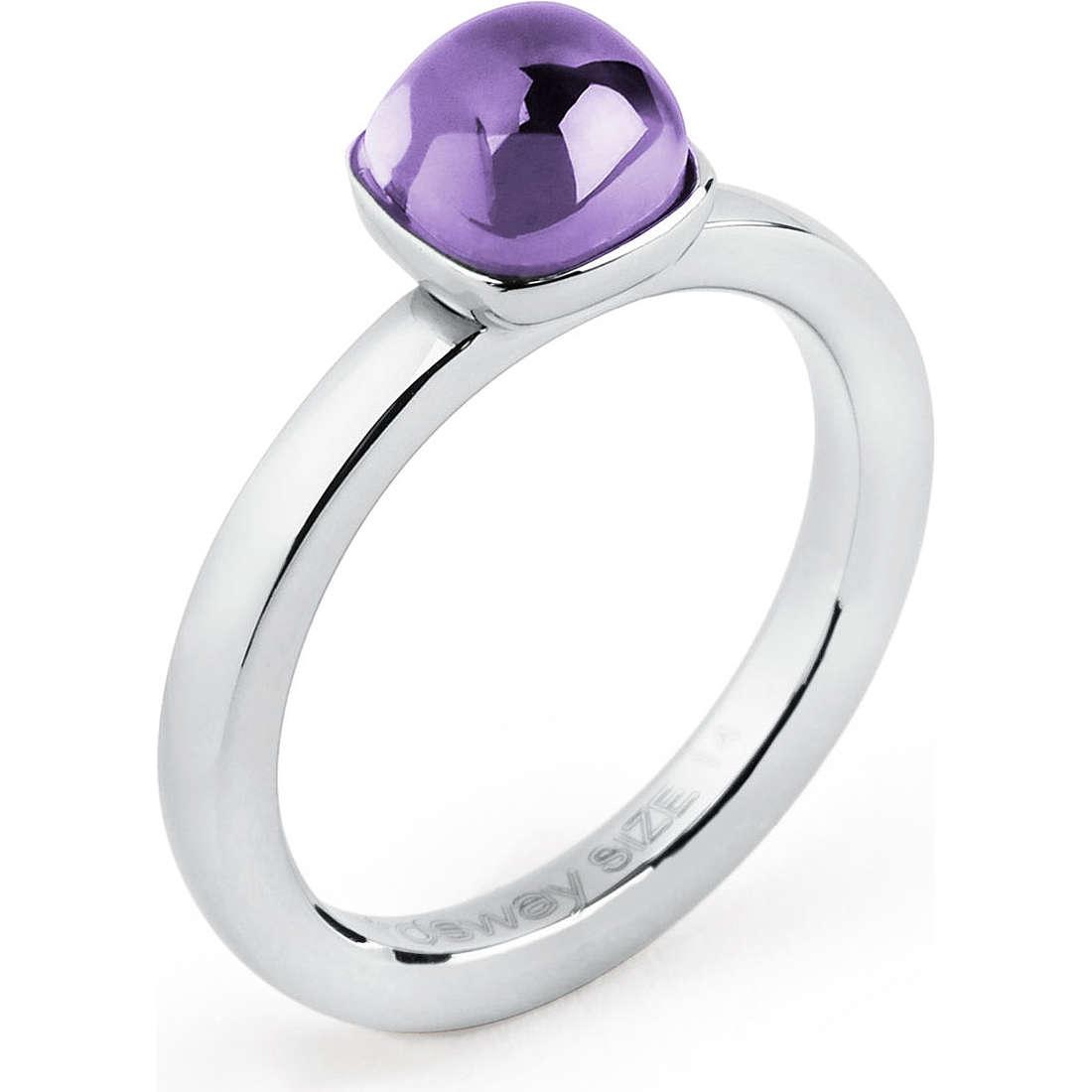anello donna gioielli Brosway Tring BTGC30C
