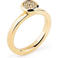 anello donna gioielli Brosway Tring BTGC39D