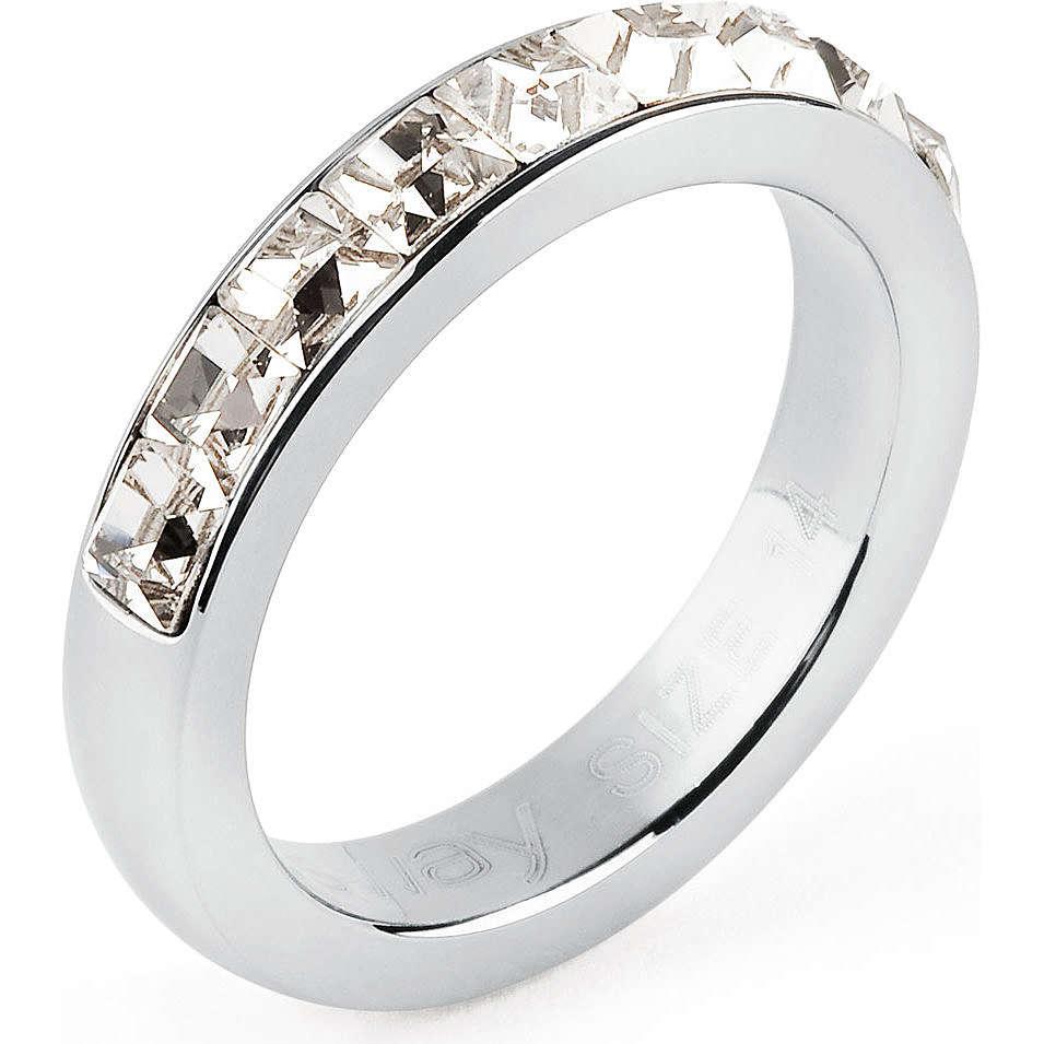 anello donna gioielli Brosway Tring BTGC44C