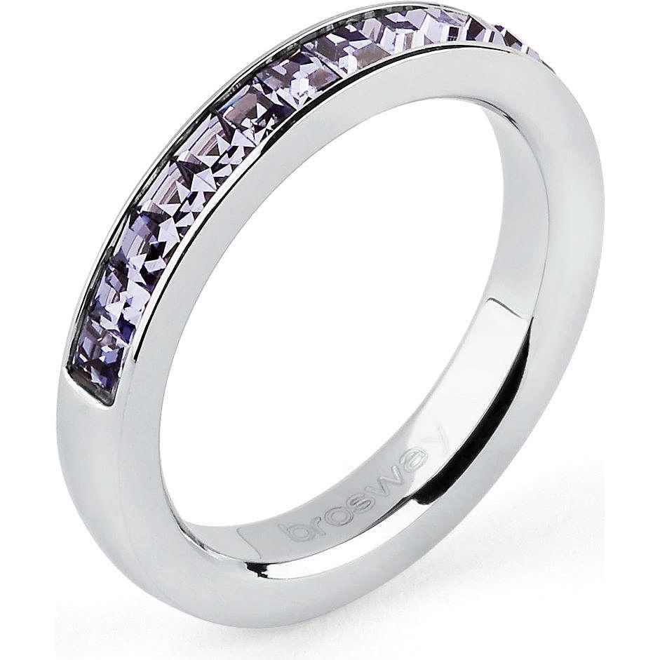 anello donna gioielli Brosway Tring BTGC54C