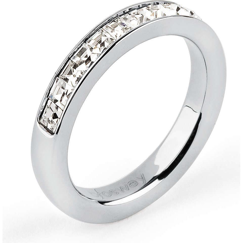 anello donna gioielli Brosway Tring BTGC55C