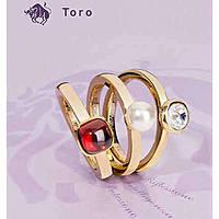 anello donna gioielli Brosway Tring Segno Zodiacale BTGZ02B