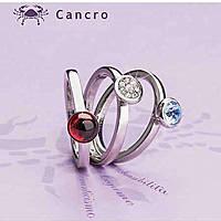 anello donna gioielli Brosway Tring Segno Zodiacale BTGZ04C