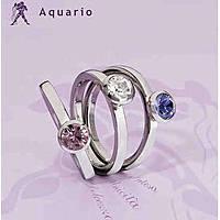 anello donna gioielli Brosway Tring Segno Zodiacale BTGZ11B