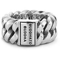 anello donna gioielli Buddha To Buddha Chain B-500-18