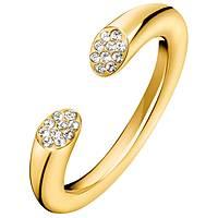 anello donna gioielli Calvin Klein Brilliant KJ8YJR140108