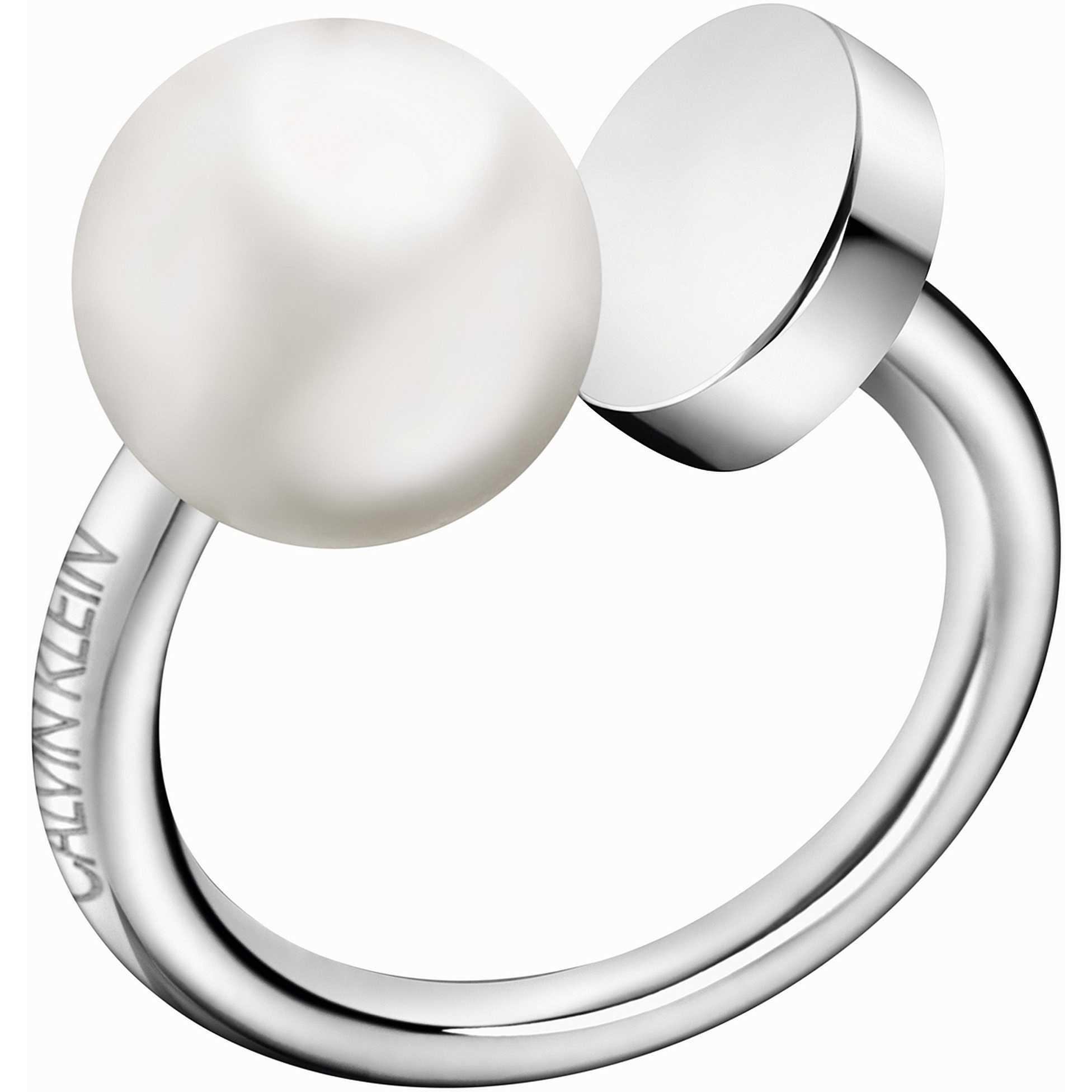 5cf6548b3564cf anello donna gioielli Calvin Klein Bubbly KJ9RMR040508 anelli Calvin ...