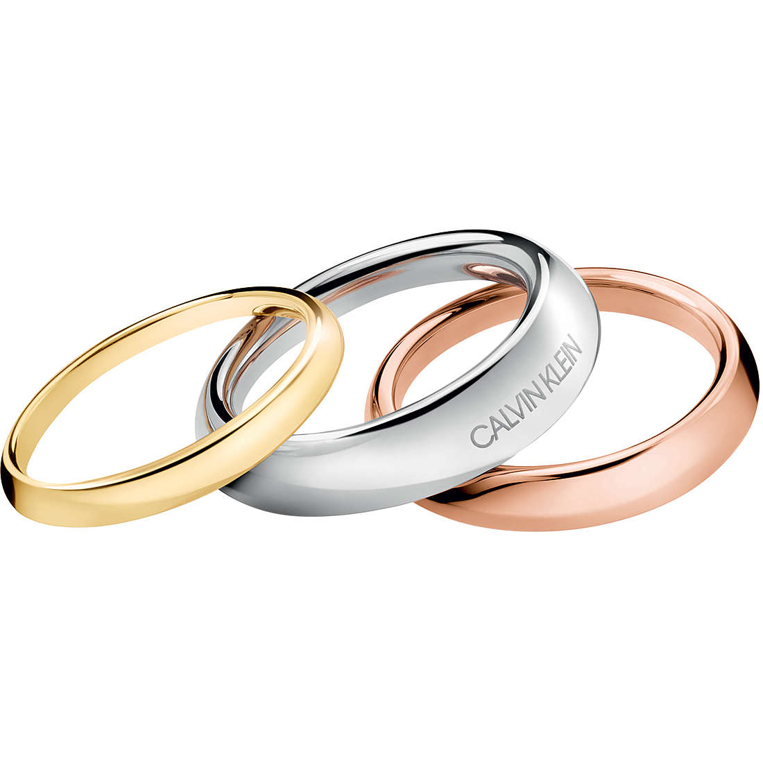 0edbbf497c7826 anello donna gioielli Calvin Klein Groovy KJ8QDR300107 anelli Calvin ...