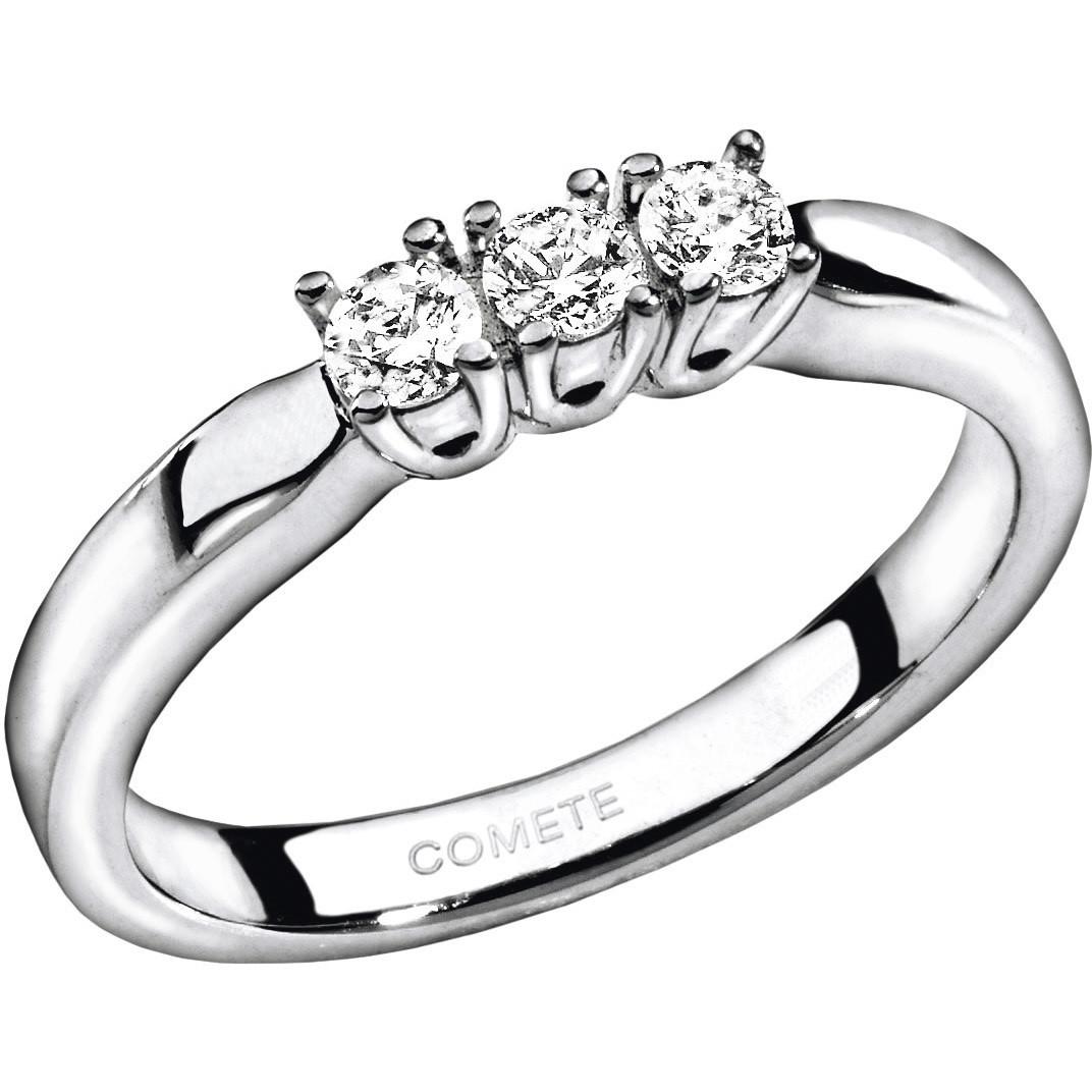 anello donna gioielli Comete ANB 1336