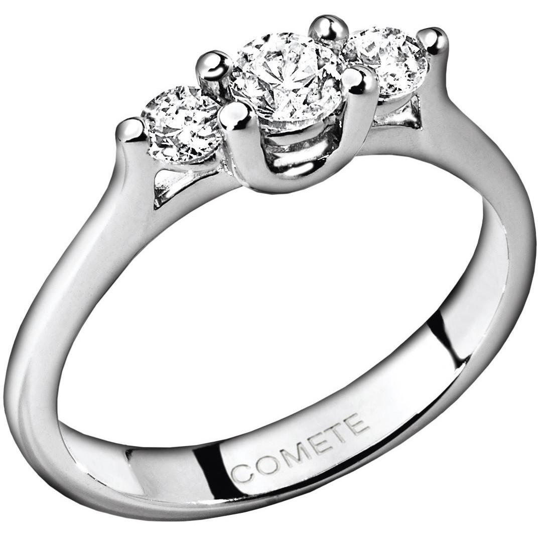 anello donna gioielli Comete ANB 1339