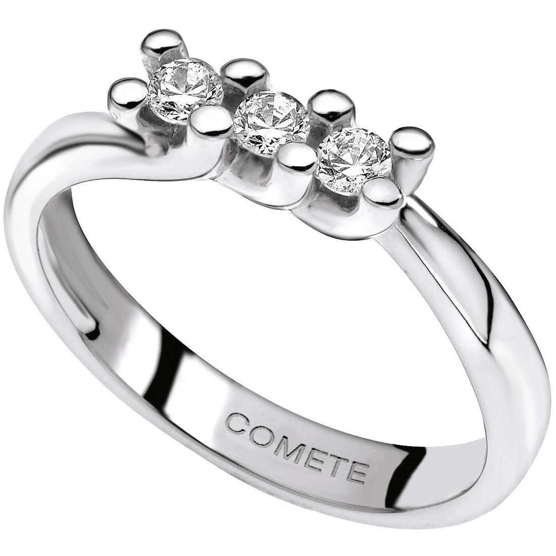 anello donna gioielli Comete ANB 1429